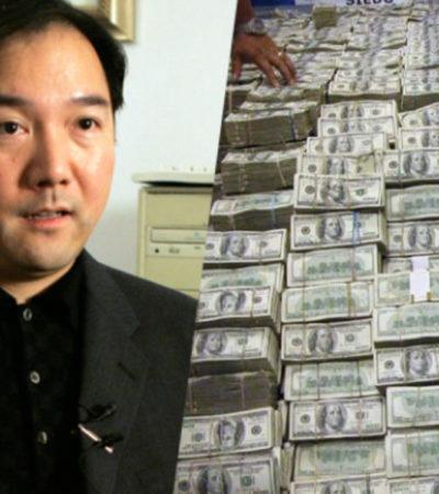Destinaron fortuna de Zhenli Ye Gon al PJF, a la PGR y a la Secretaría de Salud, confirma AMLO