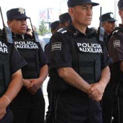 OFICIALIZAN CREACIÓN DE LA POLICÍA AUXILIAR EN CANCÚN: Pública Periódico Oficial del Estado dictamen