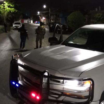 CATEO EN LA REGIÓN 93: Detienen a cinco y aseguran dos kilos de marihuana en operativo nocturno en Cancún