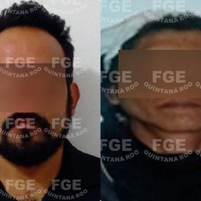 Detiene Fiscalía a imputados por robo a una cadena de farmacias en Chetumal