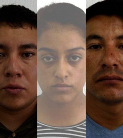 Liberan en Edomex a hijo de regidora plagiado en Guerrero y detienen a tres militares de la GN