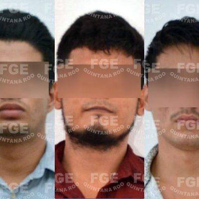 DIFUNDEN FOTOS DE IMPLICADOS EN MEGA 'LEVANTÓN': Los 5 detenidos son investigados por su presunta participación en el caos del 'call center' de Cancún