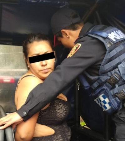 'SOY GATILLERA': Cobró mujer 5 mil pesos por matar a los dos israelíes en Plaza Artz por orden del CJNG