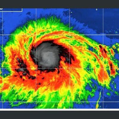 Se forma el huracán 'Bárbara' en el Pacífico