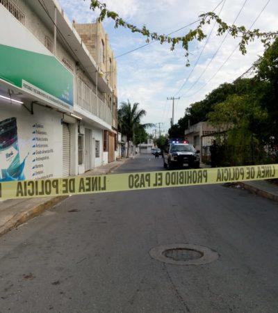 Intentan ejecutar a sujeto en la Supermanzana 66 de Cancún