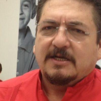 Isidro Santamaría espera la convocatoria para buscar la dirigencia estatal del PRI