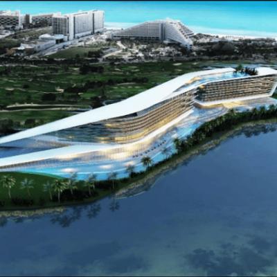 AUTORIZAN MEGA HOTEL DE 3 MIL CUARTOS EN CANCÚN: Da Semarnat para construir el Grand Island con inversión de 10 mil mdp