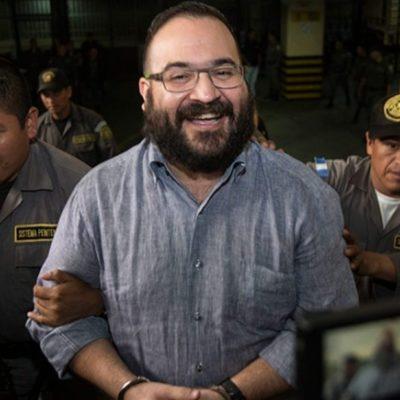 VIDEO | Intensifica Javier Duarte 'batalla' contra el régimen priista que lo encumbró… y lo hundió