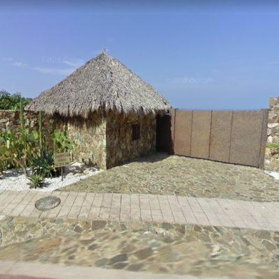 Aseguran lujosa residencia de los Lozoya en Ixtapa