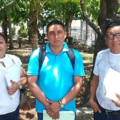 Maestros denuncian hostigamiento laboral y acoso por denunciar irregularidades de la SEQ