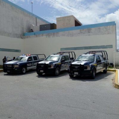 Muere en el Hospital General de Cancún hombre que llegó herido por arma de fuego