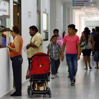 Derechohabientes de José María Morelos denuncian desabasto en servicios de salud del ISSSTE y el Seguro Popular