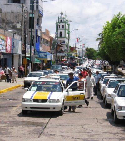 Darán hasta 15 años de cárcel a taxistas por transportar migrantes ilegales en Tenosique, Tabasco