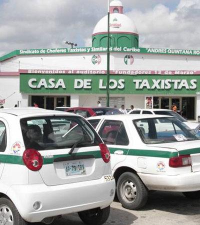 Investigan a red de taxistas por el delito de trata de blancas en Cancún