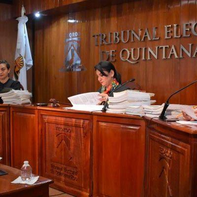 Desecha Teqroo diferentes denuncias contra funcionarios y políticos durante el pasado proceso electoral