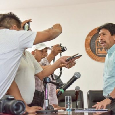 Anuncia Víctor Mas la inversión y construcción de fraccionamiento en el corredor Tulum-Cobá