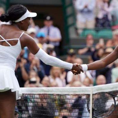 Cori Gauff tiene 15 años y eliminó a Venus Williams en Wimbledon, pasó del temor al llanto… y al júbilo