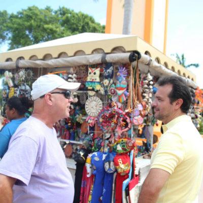 Reconocimiento de TripAdvisor a Cozumel, es muestra de la confianza que mantienen las aerolíneas al destino: Pedro Joaquín