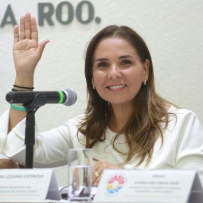 Anticipa Alcaldesa más cambios y enroques en el Ayuntamiento de Benito Juárez