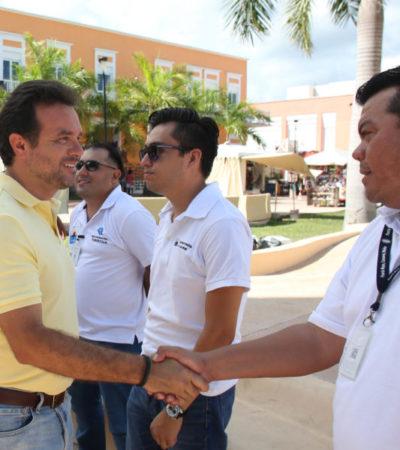 Destaca Pedro Joaquín avances y resultados contundentes en materia turística en Cozumel