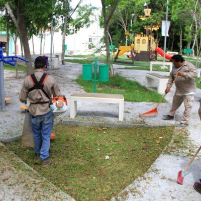 Ayuntamiento de Puerto Morelos redobla esfuerzos para ampliar y mejorar el alumbrado público