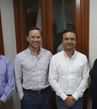 Gobierno de Cozumel intercambia experiencias y fortalece lazos de amistad con representantes del Consulado de EU