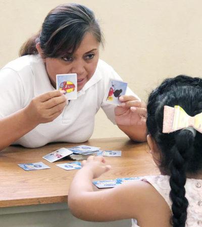 Brindan más de 6 mil servicios a personas en situación de vulnerabilidad emocional en Cozumel