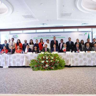 Nombra la FENAMM a Pedro Joaquín Vicepresidente para los municipios insulares