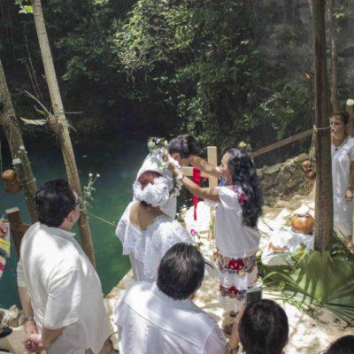 La Ruta de los Cenotes despierta el interés del sector turístico de bodas y romance