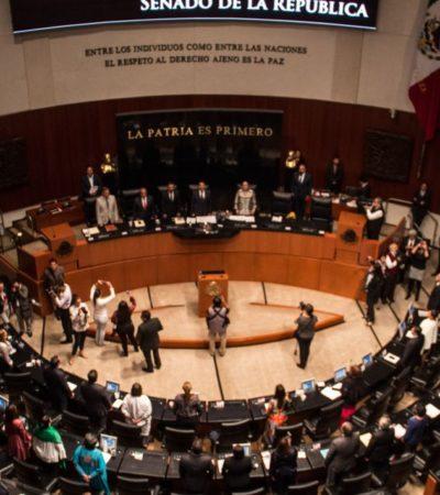 SIGUE EL PLEITO POR EL CONTROL EN EL SENADO: Comisión de Morena invalida elección de la Mesa Directiva y ordena reponerla