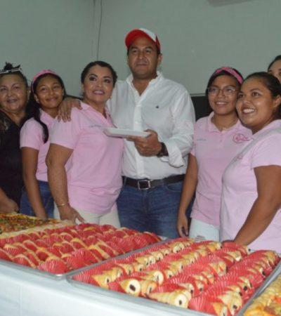 """Para mejorar la calidad de vida de los ciudadanos, gobierno de Isla Mujeres invita a los cursos """"Capacitando Juntos 2019"""""""