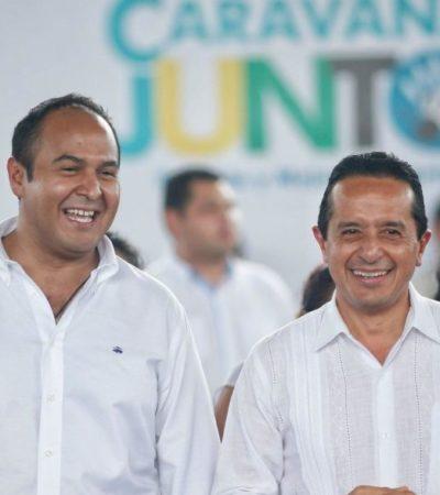 Juan Carrillo respalda la iniciativa de la Ley de Emergencia Policial presentada por Carlos Joaquín