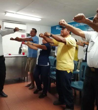 Gobierno de Isla Mujeres brinda capacitación a empresas en temas de prevención del delito