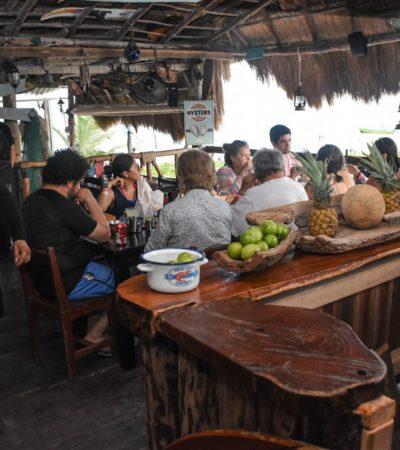 Destaca participación de Puerto Morelos en premios internacionales de gastronomía