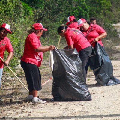 """Implementación del programa """"Futuro Verde"""" cumple con el Plan Municipal de Desarrollo de Isla Mujeres"""