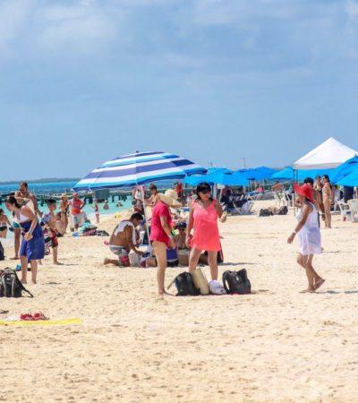 Concluyen vacaciones con números positivos para Isla Mujeres