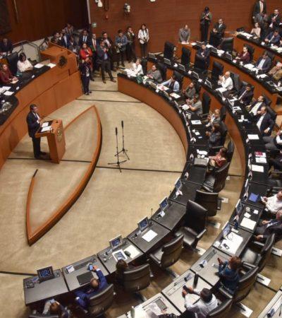 REPRUEBAN A LA 4T: Suma oposición críticas contra resultados del Gobierno Federal