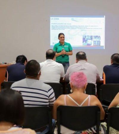 Ponen en marcha programa piloto para vincular a productores locales con empresas mayoristas en Puerto Morelos