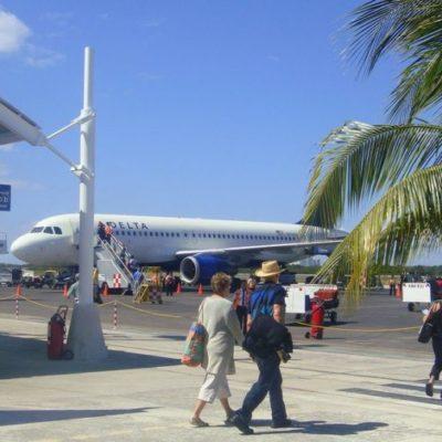 Exhortan a ciudadanos a evitar crear tiraderos de basura alrededor del Aeropuerto de Cozumel