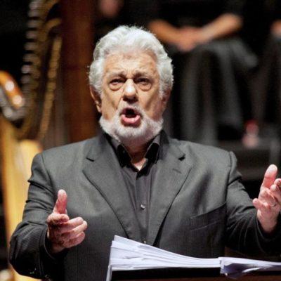 """""""SIEMPRE TE ESTABA TOCANDO DE ALGUNA MANERA, Y SIEMPRE BESÁNDOTE"""": Nueve mujeres acusan a Plácido Domingo de acoso sexual; las normas y estándares eran otros, reconoce el tenor"""
