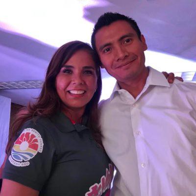 Rompeolas: Revés a 'Mara' en la elección del jefe de la bancada de Morena en el Congreso