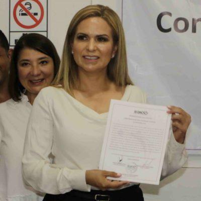 Confirma Tribunal Electoral triunfo de Lili Campos en el D10 de Solidaridad