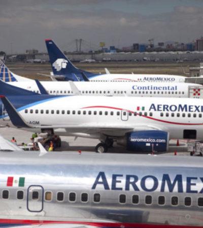 'Despegan' de Interjet 350 sobrecargos y 'aterrizan' en Aeroméxico