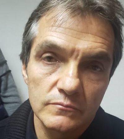 Detienen en Argentina a Carlos Ahumada; fue acusado por Rosario Robles de fraude y extorsión