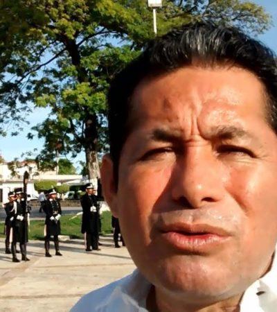 Piden ejidatarios desafuero del Alcalde Zetina Aguiluz para llevarlo ante la justicia
