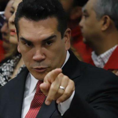 Anuncia Alejandro Moreno 'amputación' de corruptos en el PRI; no defenderán ni a Robles ni a Peña