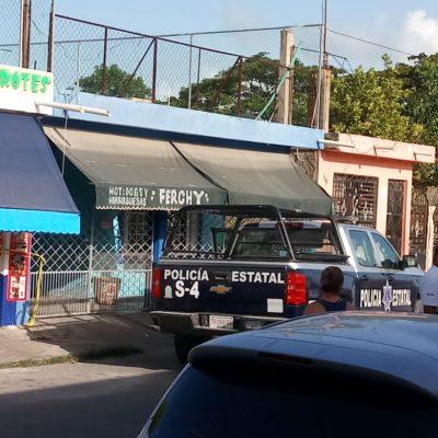 Asaltan a mano armada una pollería en Chetumal