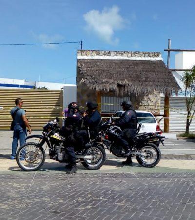 Detienen a trabajadores de empresa asegurada por la FGE en Cancún por violar sellos
