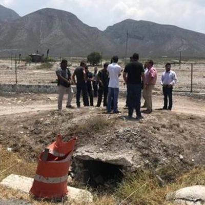 Hallan muerto a bebé robado en Nuevo León; su madre, a quien dejaron maniatada, tiene solo 13 años de edad