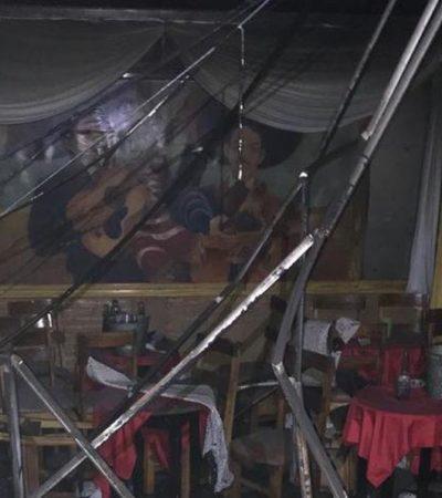 SEGUIMIENTO | Identifican a presunto autor material de ataque a bar en Coatzacoalcos; en julio fue aprehendido y 48 horas después lo liberó la FGE